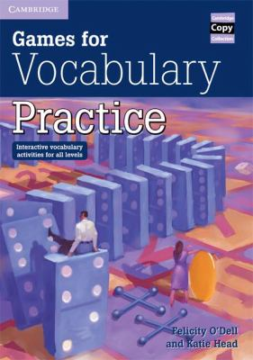 Games for Vocabulary Practice Interactive Vocabulary Activities for All Levels