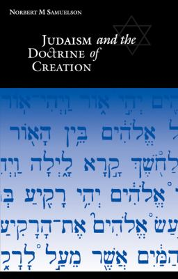 Judaism and the Doctrine of Creation