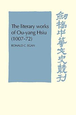 The Literary Works of Ou-Yang Hsiu