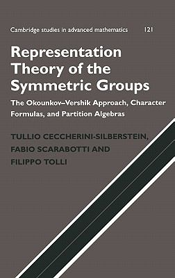 Representation Theory of the Symmetric Groups: The Okounkov-Vershik Approach, Character Formulas, and Partition Algebras (Cambridge Studies in Advanced Mathematics)