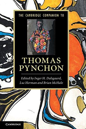 The Cambridge Companion to Thomas Pynchon (Cambridge Companions to Literature)