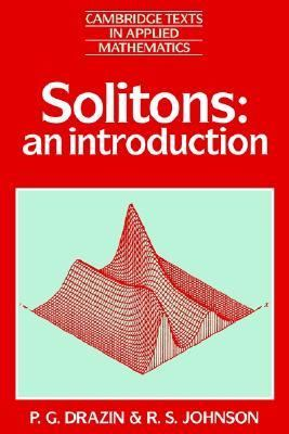 Solitons An Introduction