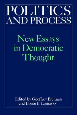Politics and Process New Essays in Democratic Thought