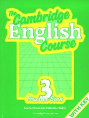 Cambridge English Course 3 Practice Book with Key