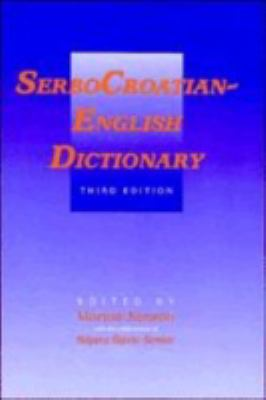 Serbo-Croation-English Dictionary