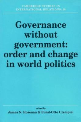 Governance Without Government:order+...