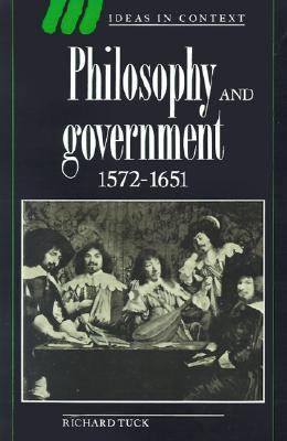 Philosophy and Government, 1572-1651
