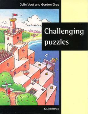 Challenging Puzzles - Colin Vout - Paperback