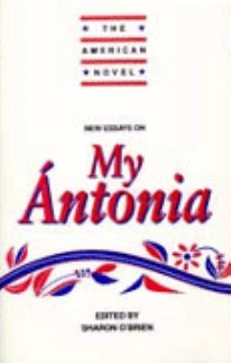 New Essays on My Antonia