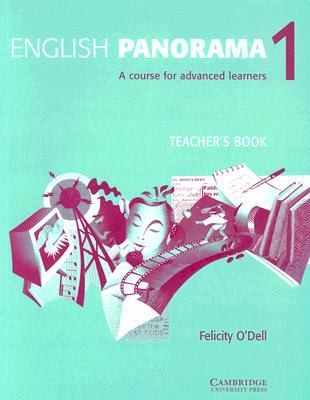 English Panorama 1 A Course For Advanced Learners