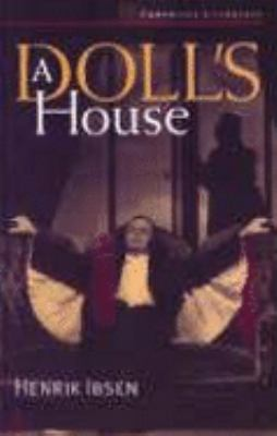 A Doll's House - Henrik Ibsen - Paperback