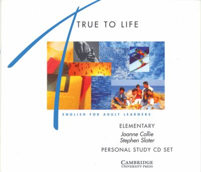True To Life Elementary Personal Study Audio Cd English For Adult Learners