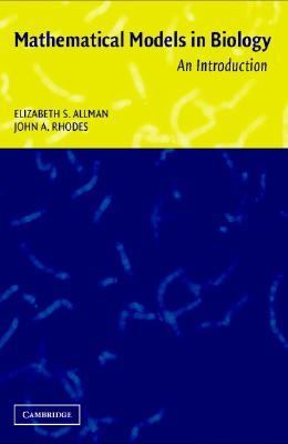 Mathematical Models in Biology An Introduction