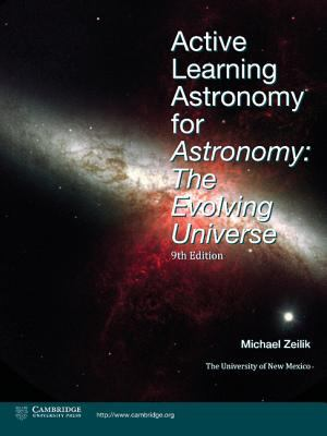 Active Learning Astronomy for Astronomy The Evolving Universe