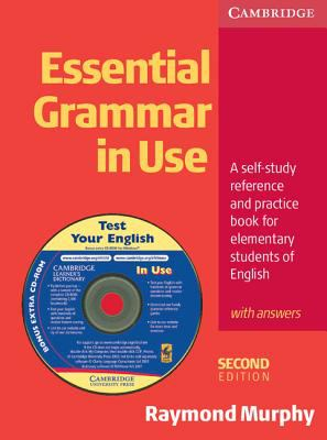 Essential Grammar in Use A Self-Study Reference and Practice Book for Elementary Students of English  With Answers