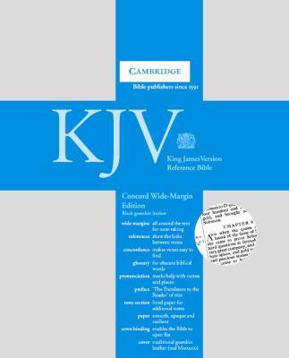 KJV Concord Reference Bible