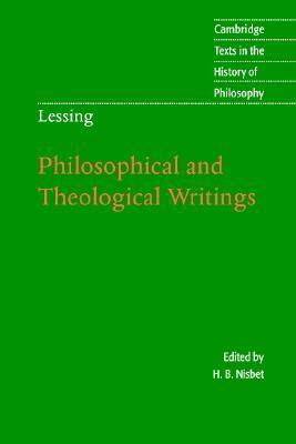 Lessing Philosophical And Theological Writings