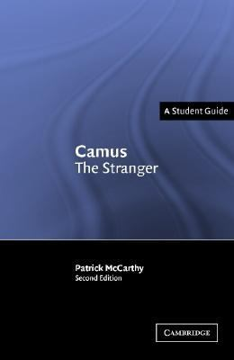 Camus The Stranger  A Student Guide