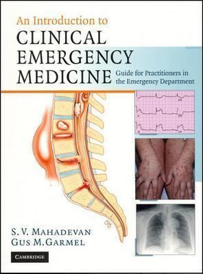 Introduction To Clinical Emergency Medicine Guide For Practitioners In The Emergency Department