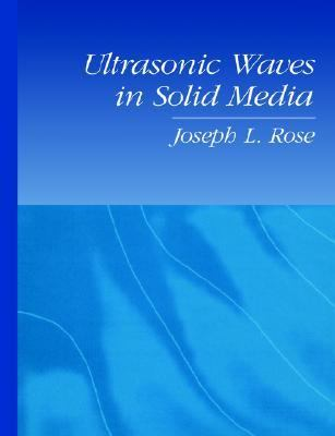 Ultrasonic Waves in Solid Media