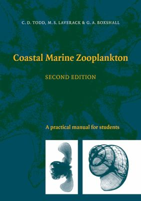 Coastal Marine Zooplankton A Practical Manual for Students