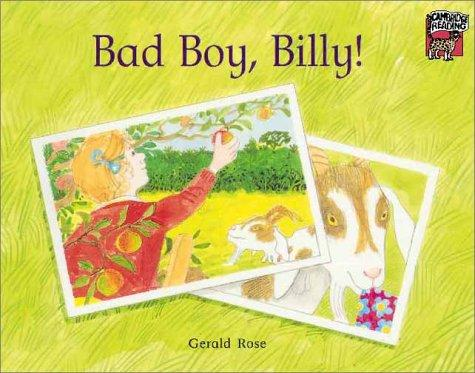 Bad Boy, Billy! (Cambridge Reading)