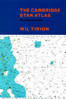 Cambridge Star Atlas - Wil Tirion - Hardcover