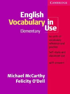 English Vocabulary In Use Elementary, With Answers