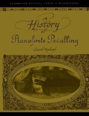 History Of Pianoforte Pedalling