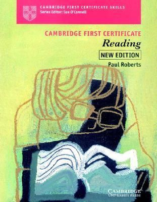 Cambridge First Certificate Reading Student's Book