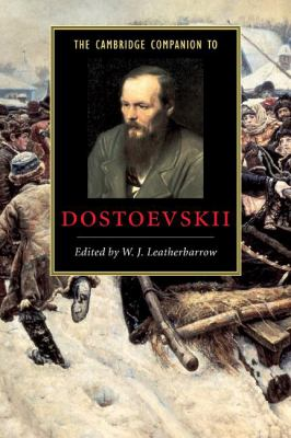 Cambridge Companion to Dostoevskii