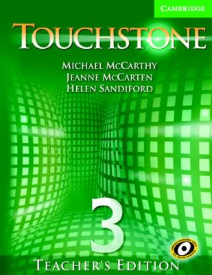 Touchstone 3 Teacher's Edition