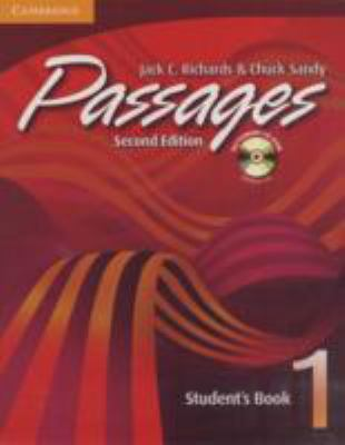 Passages Student's Book 1 with Audio CD/CD-ROM