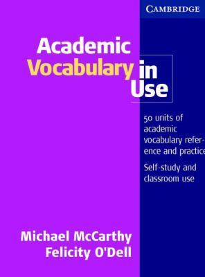 Academic Vocabulary in Use with Answers