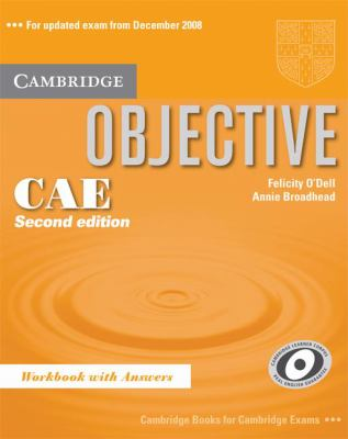 Objective CAE Workbook with Answers