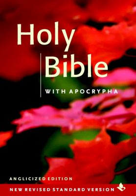 NRSV Popular Text Edition with Apocrypha NR530: TA: Anglicised Edition