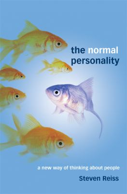 Normal Personality: A New Way of Thinking about People
