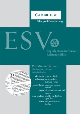ESV Pitt Minion Reference Tan Imitation ES442