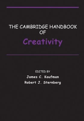Cambridge Handbook of Creativity
