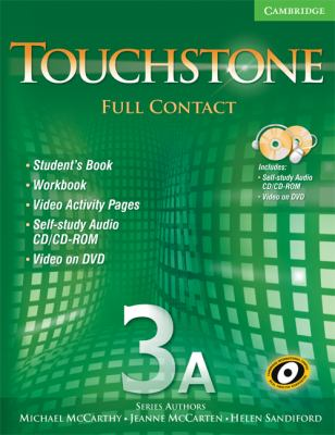 Touchstone 3A Full Contact (with NTSC DVD) (No. 3A)