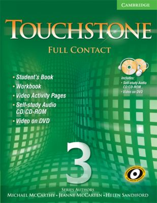 Touchstone Level 3 Full Contact (with NTSC DVD) (No. 3)
