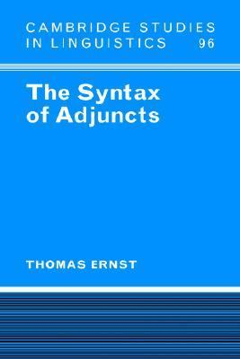 Syntax of Adjuncts