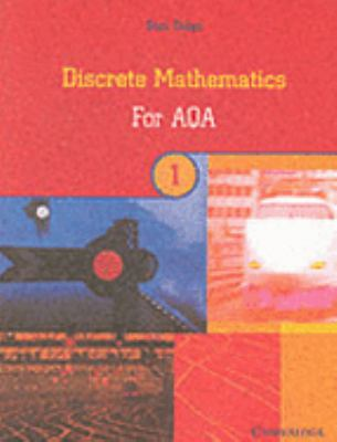Discrete Mathematics 1 For Aqa