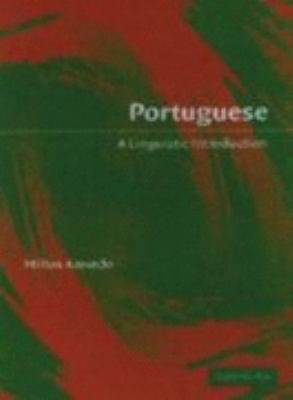 Portuguese A Linguistic Introduction