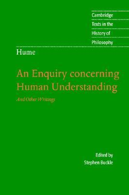 Hume An Enquiry Concerning Human Understanding, And Other Writings