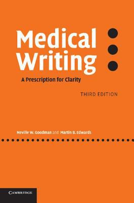 Medical Writing A Prescription for Clarity