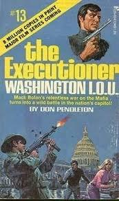 Washington I.O.U. (Executioner Series)