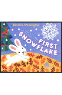 Bunny's First Snowflake