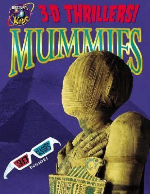 3-D Thrillers! Mummies
