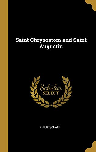 Saint Chrysostom and Saint Augustin
